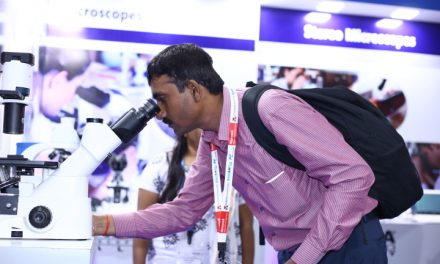 Perfect bunkmates   analytica Anacon India, India Lab Expo and PHARMA Pro & Pack Expo share one location